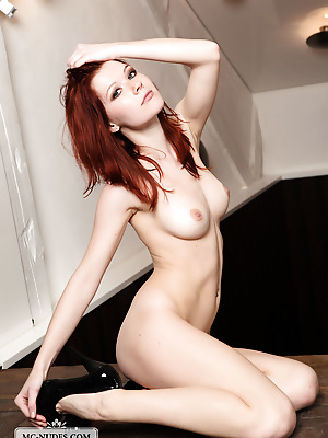 MC-Nudes  Lynette  Babes, Red Heads, Beautiful, Erotic, Softcore, Natural, Solo