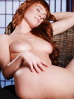 Erotic Beauty  Oxavia  Hairy, Pussy, Red Heads, Boobs, Breasts, Tits, Beautiful, Softcore, Erotic