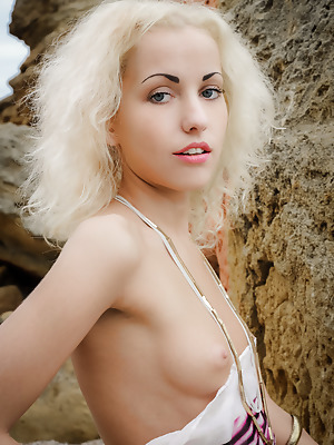 Amour Angels  Tooya  Striptease, Solo, Babes, Beach, Outdoor, Teens, Skinny, Amazing