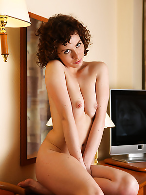 avErotica  Renata  Erotic, Teens, Shaved, Solo, Pussy, Amateur, Curly