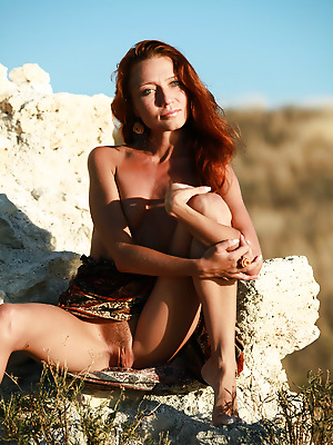 avErotica  Kesy  Amateur, Red Heads, Petite, Erotic, Beach, Teens, Young, Solo